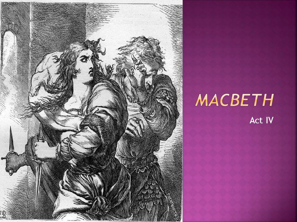 Macbeth Act IV