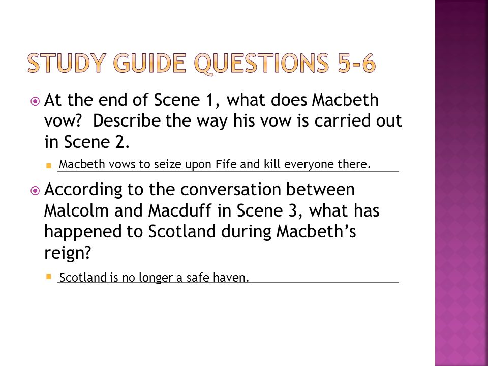 Macbeth similarities between macbeth and macduff
