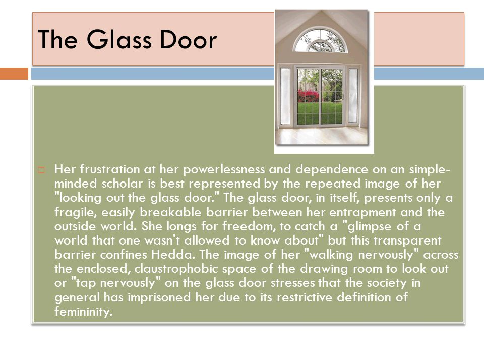 The Glass Door