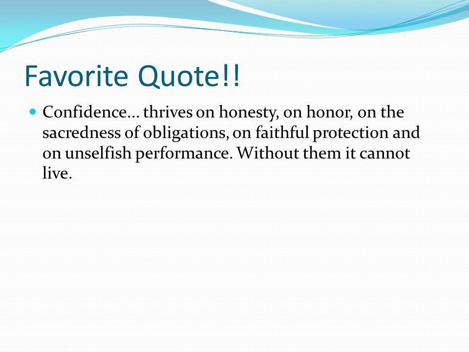 Favorite Quote!!