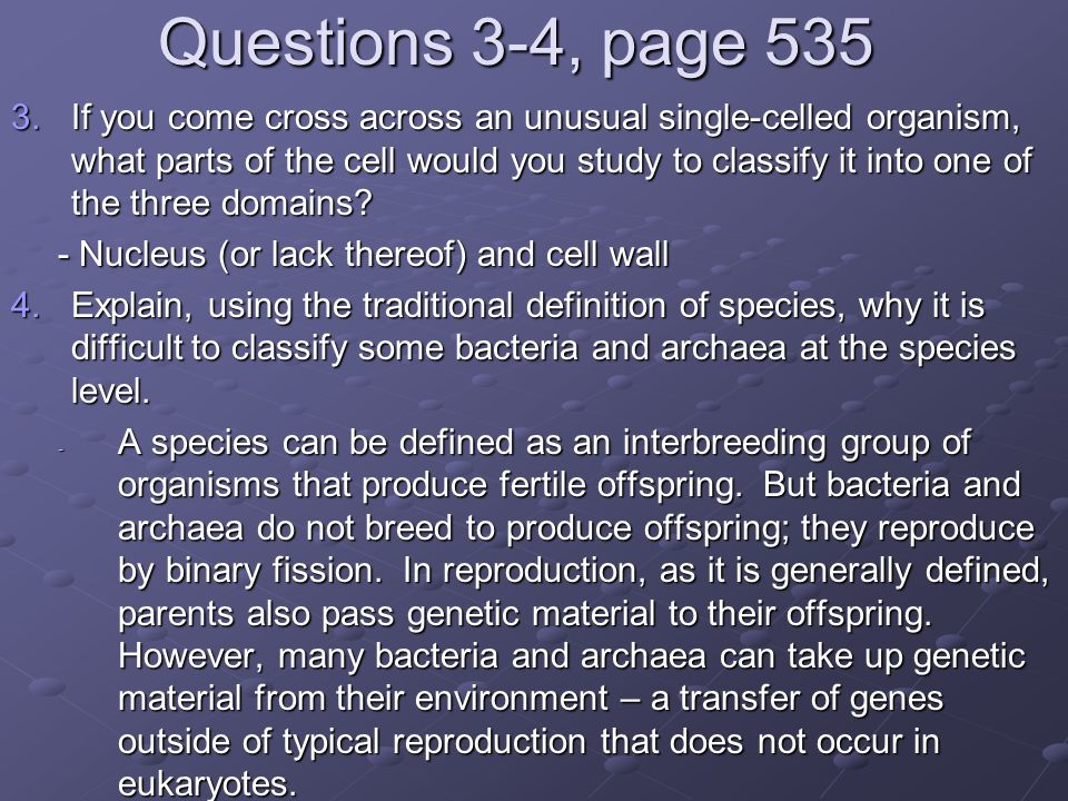 Questions 3-4, page 535