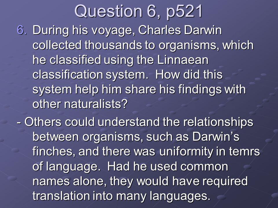 Question 6, p521