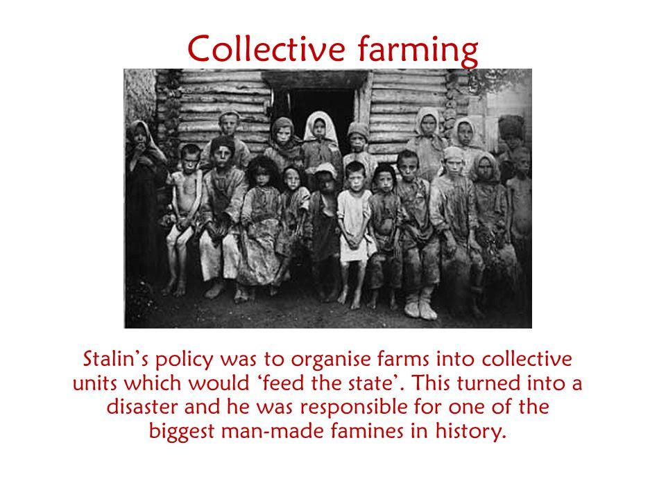 Collective farming