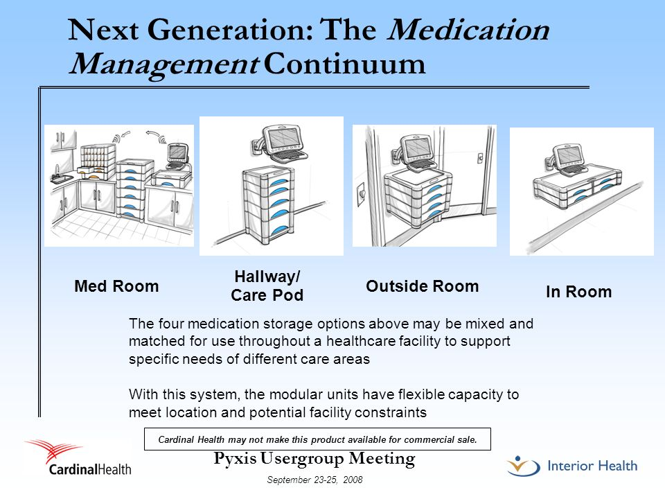 Next Generation: The Medication Management Continuum