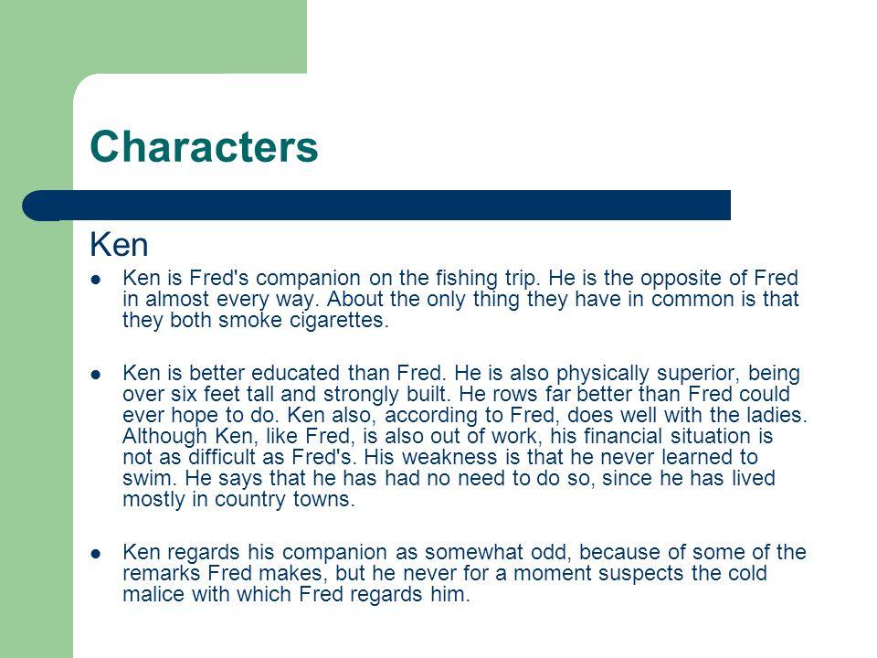 Characters Ken.