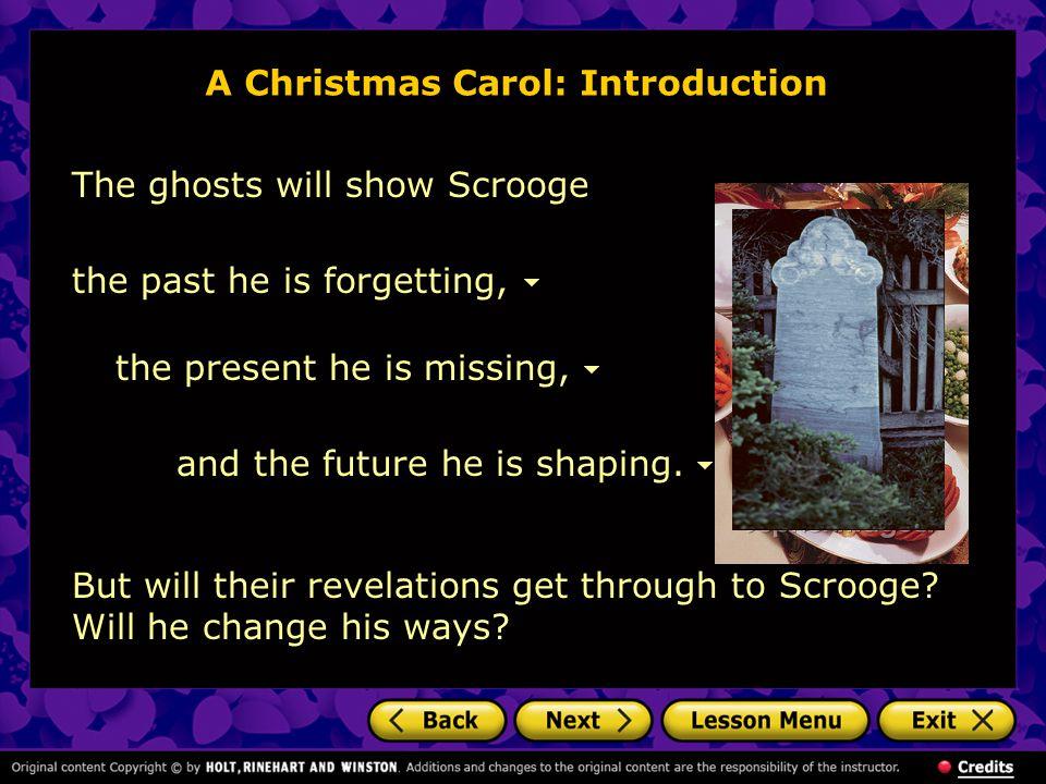 A Christmas Carol: Introduction