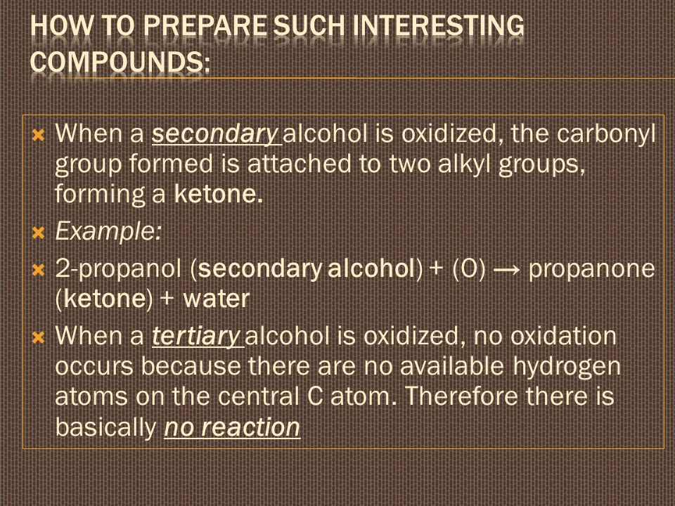 How to prepare such interesting compounds:
