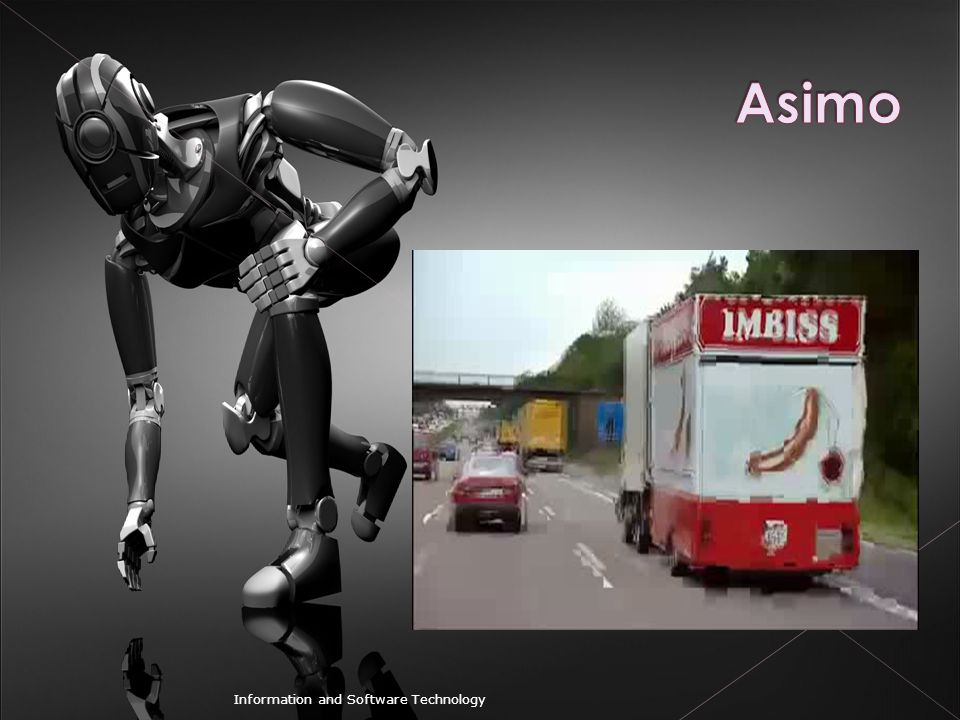 Asimo Information and Software Technology