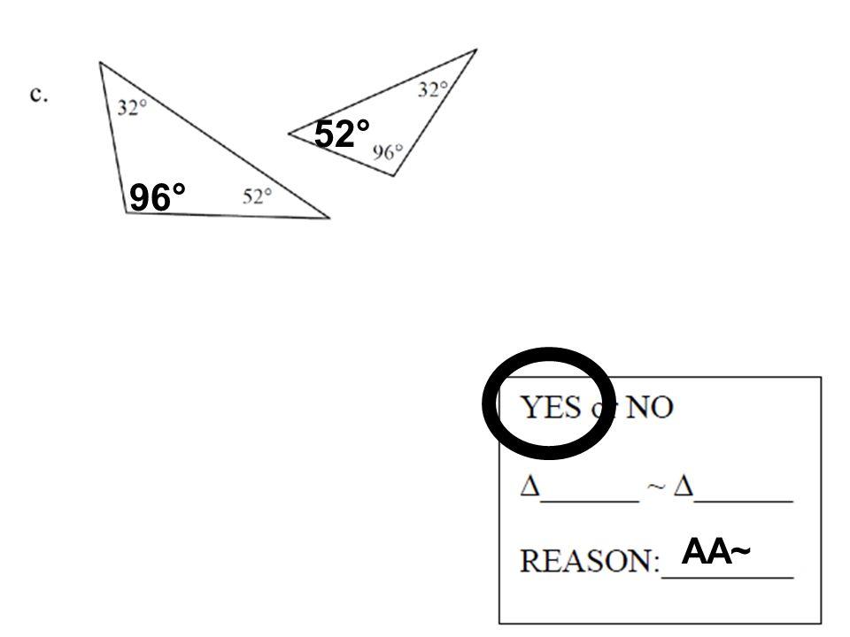 52° 96° AA~