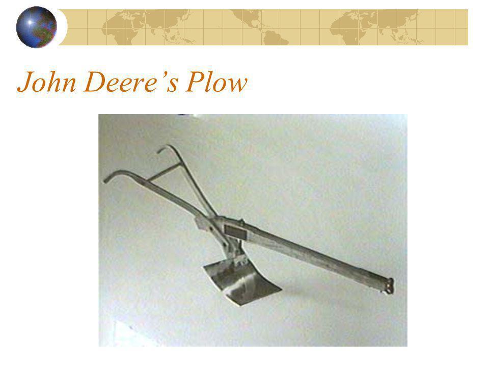 John Deere's Plow