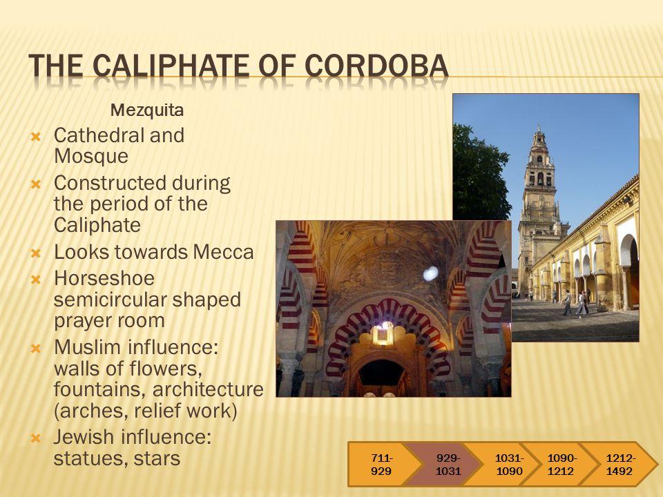The Caliphate of Cordoba