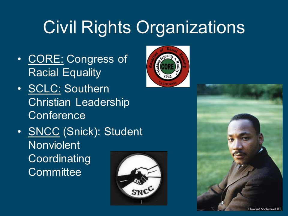 Civil Rights Organizations