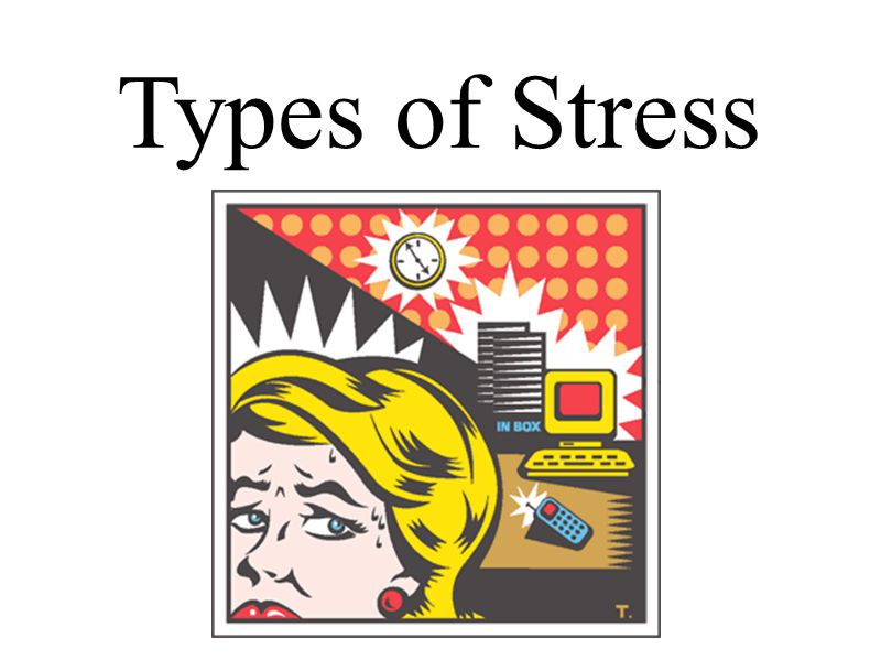 Types of Stress