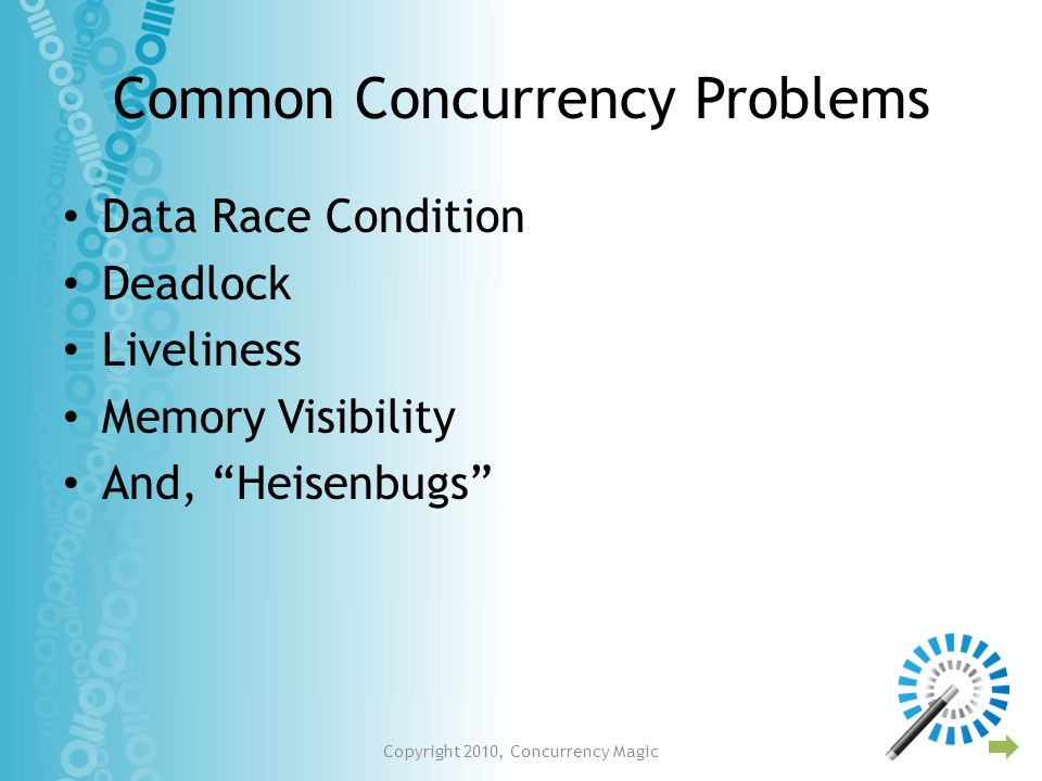 Common Concurrency Problems