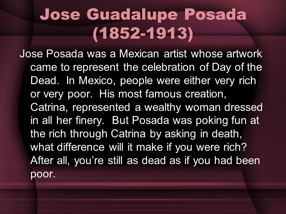 Jose Guadalupe Posada (1852-1913)