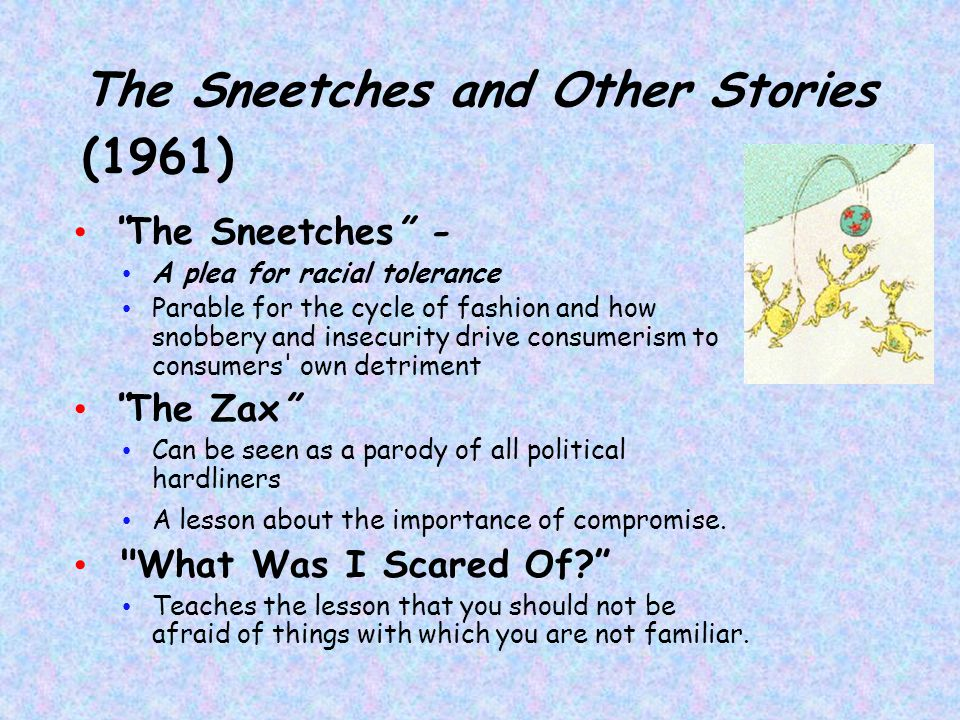 The Sneetches and Other Stories (1961)