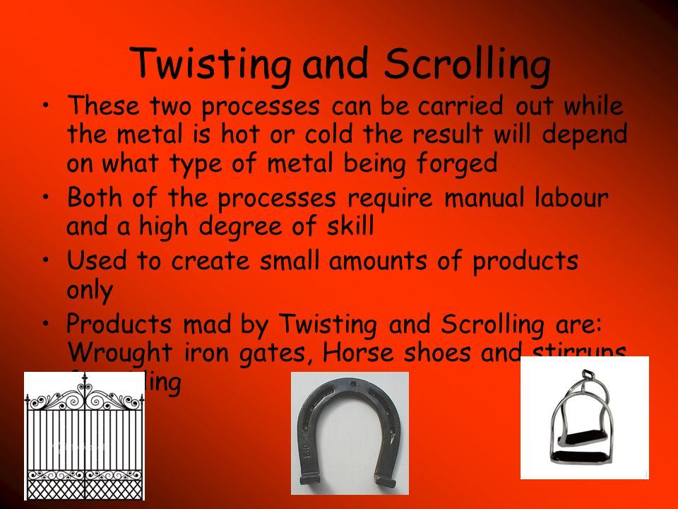 Twisting and Scrolling