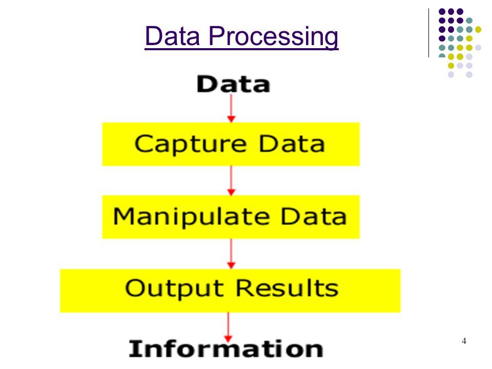 Data Processing 4
