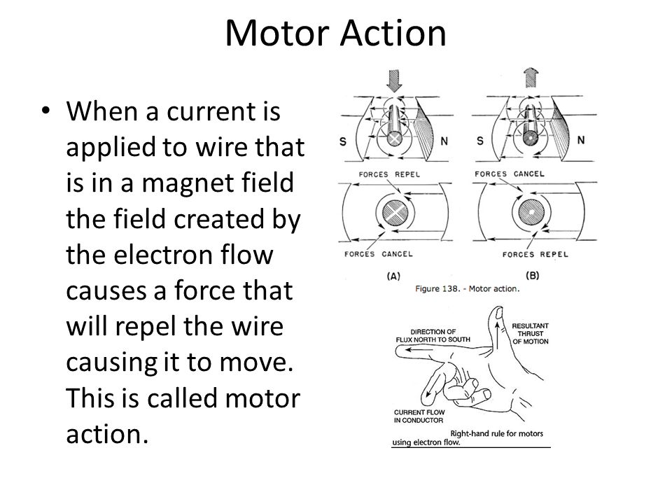 Motor Action