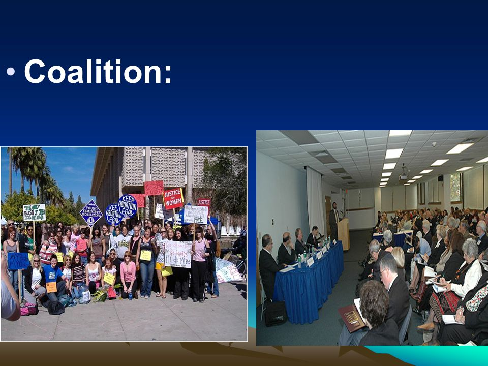Coalition: