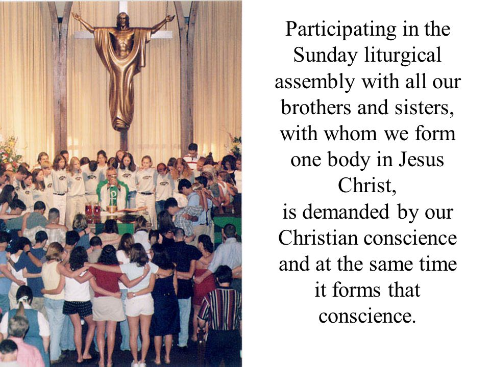 with whom we form one body in Jesus Christ,