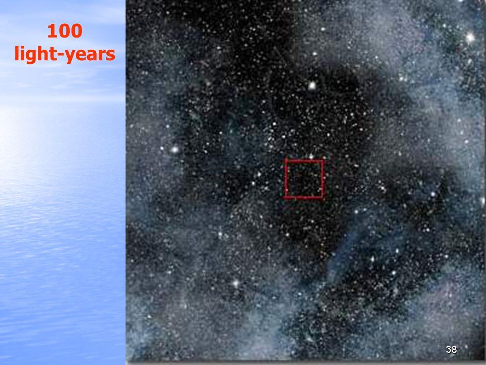 100 light-years