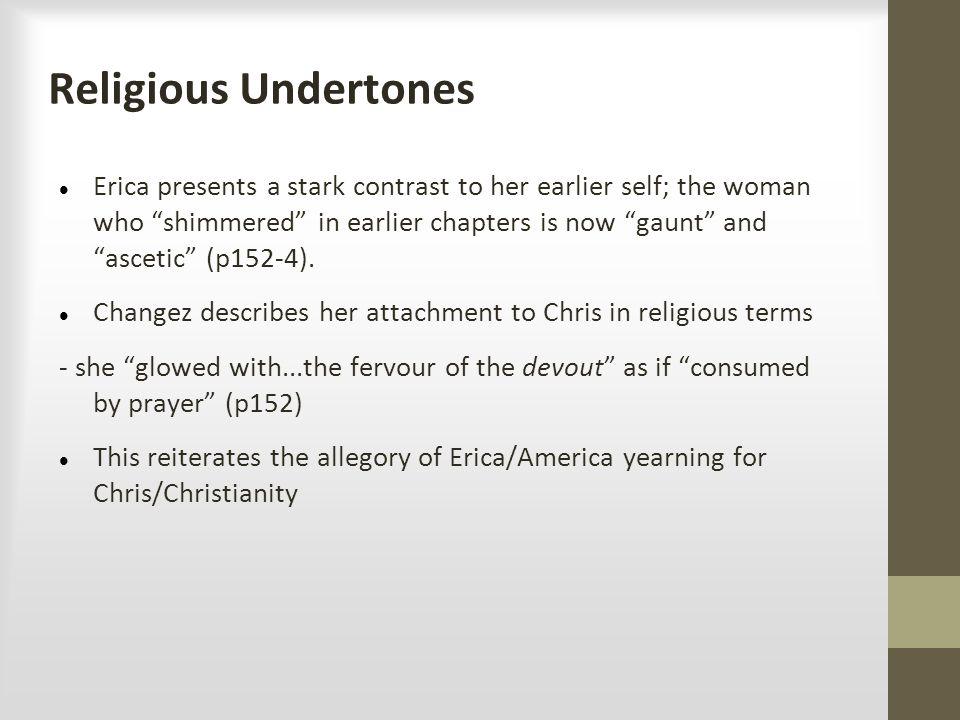 Religious Undertones