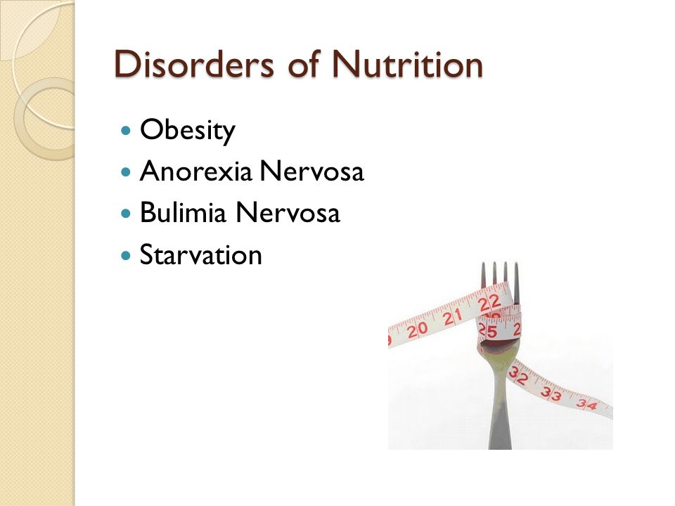 Eating Disorders and Obesity: How are They Related?