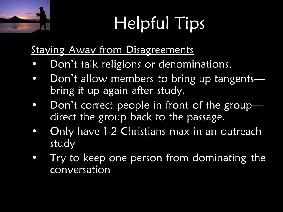 Helpful Tips Staying Away from Disagreements