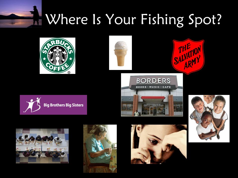 Where Is Your Fishing Spot