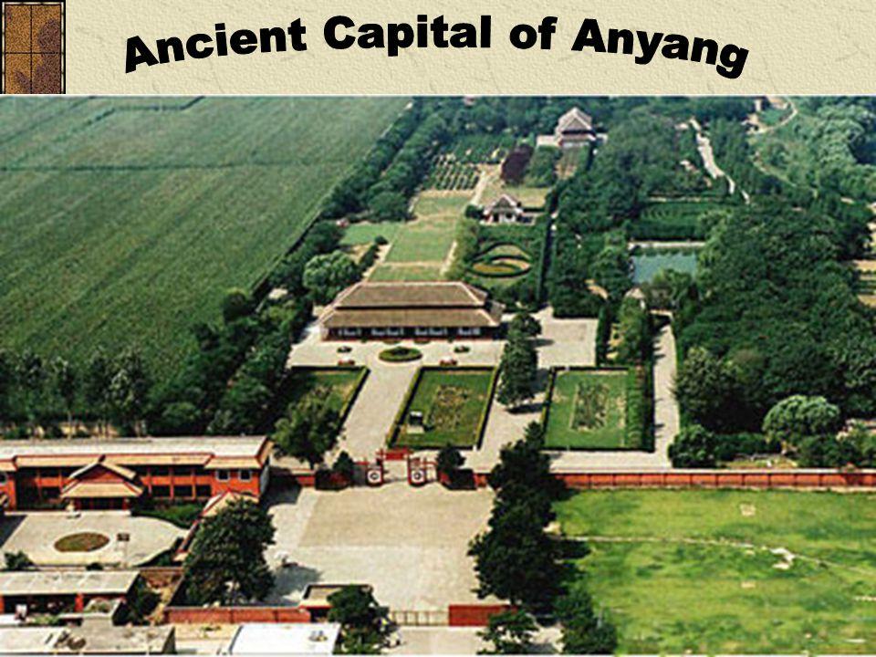 Ancient Capital of Anyang