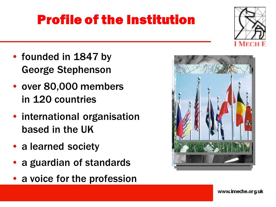 Profile of the Institution