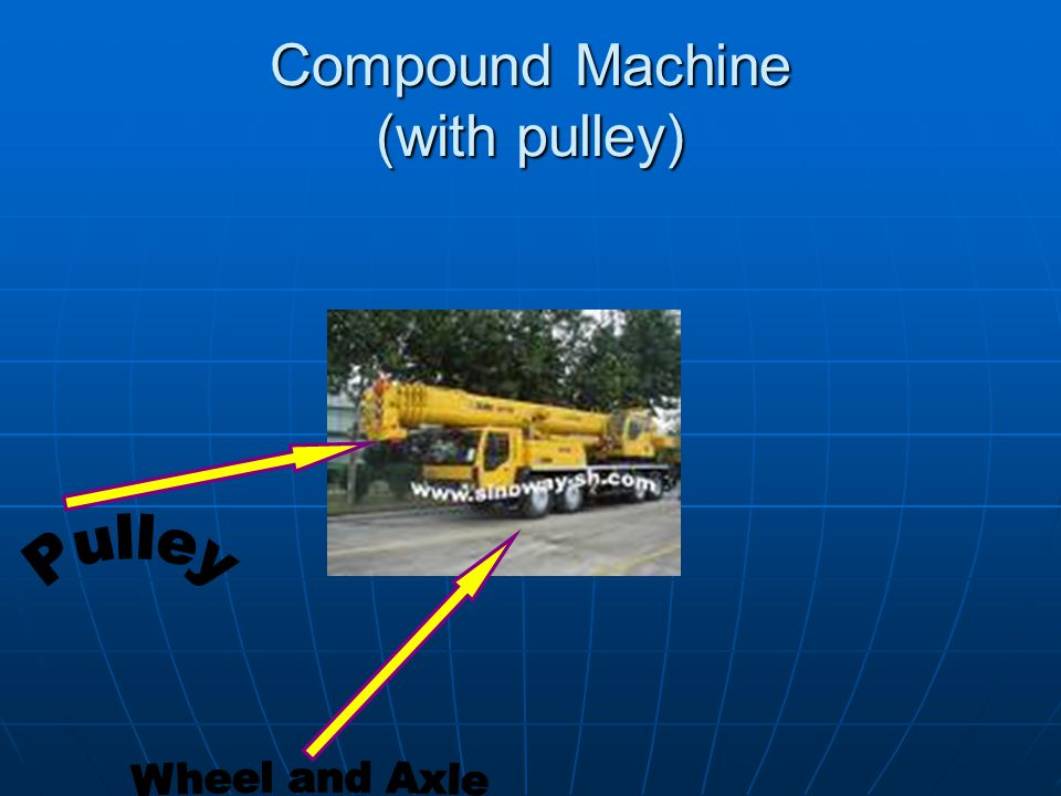 Compound Machine (with pulley)
