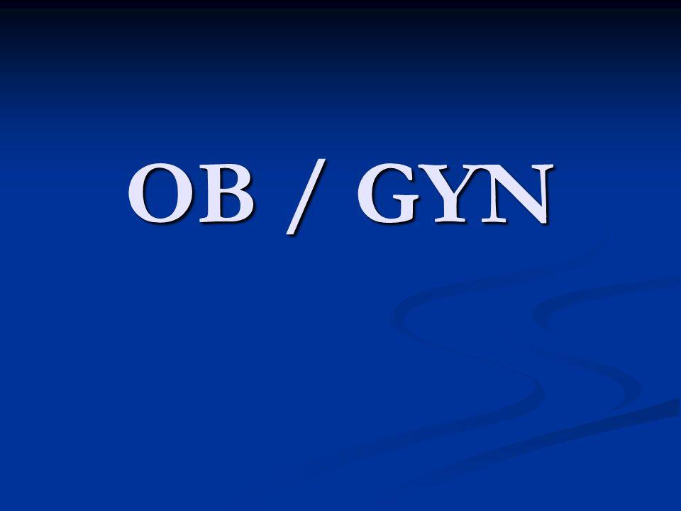 OB / GYN