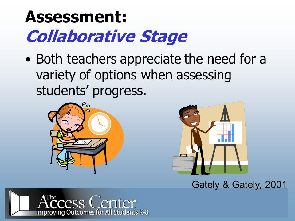 Assessment: Collaborative Stage