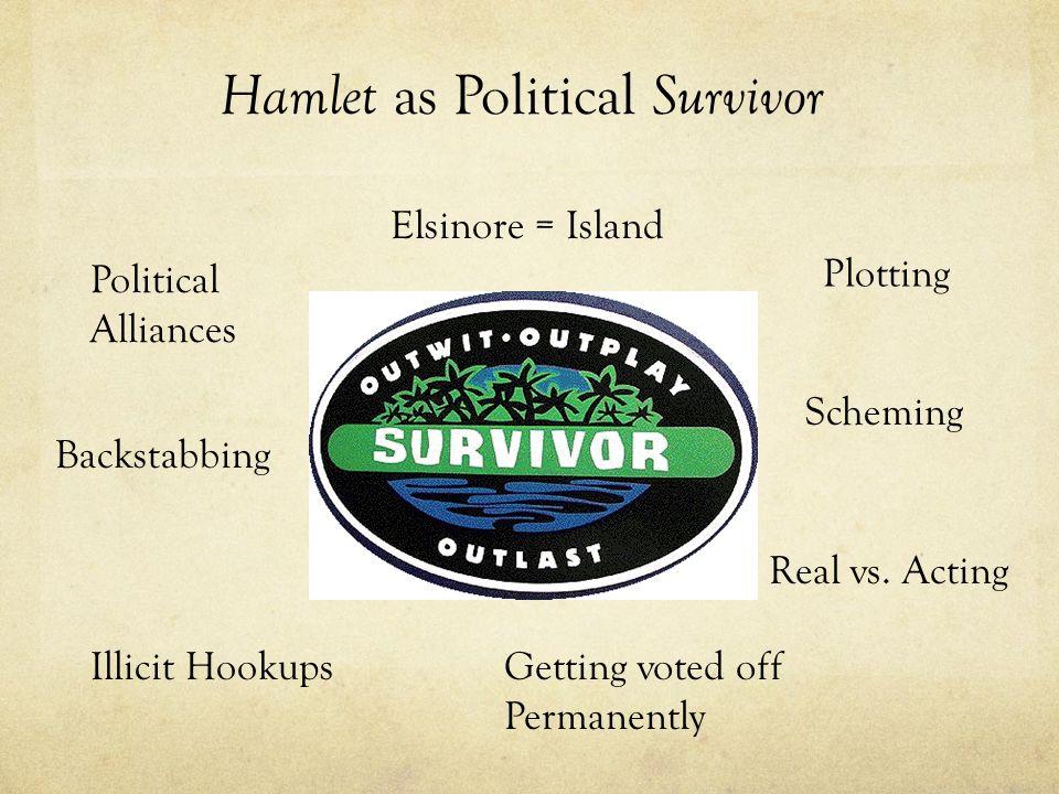 Hamlet as Political Survivor
