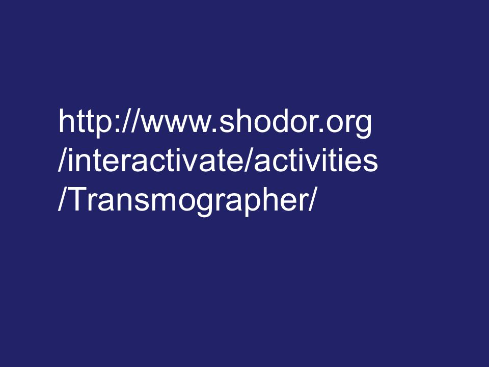 http://www.shodor.org/interactivate/activities/Transmographer/