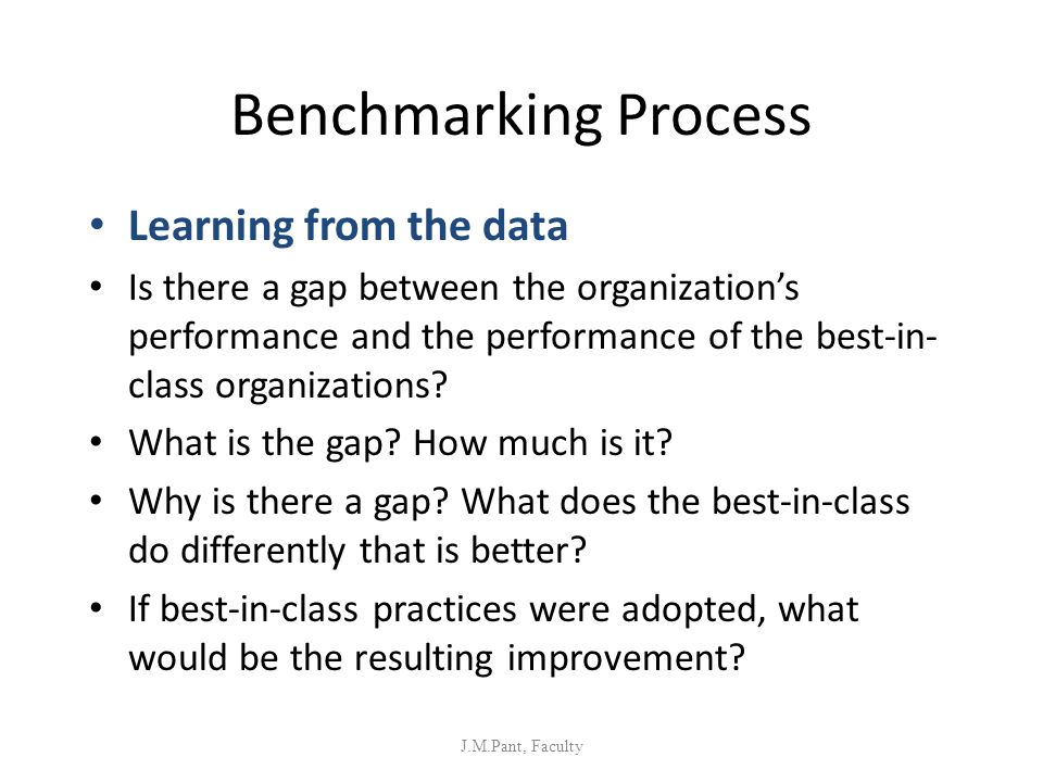 Benchmarking Process Learning from the data