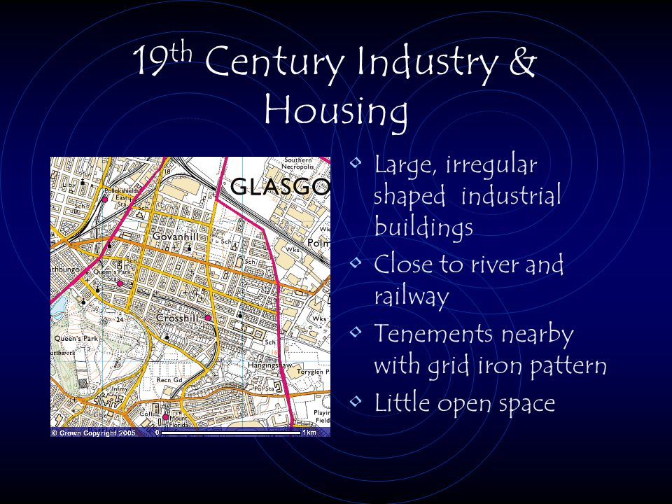 19th Century Industry & Housing