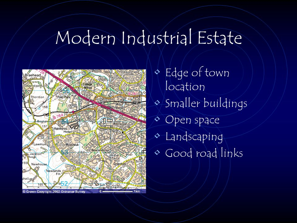 Modern Industrial Estate