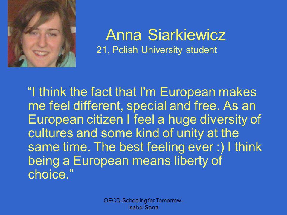 Anna Siarkiewicz 21, Polish University student