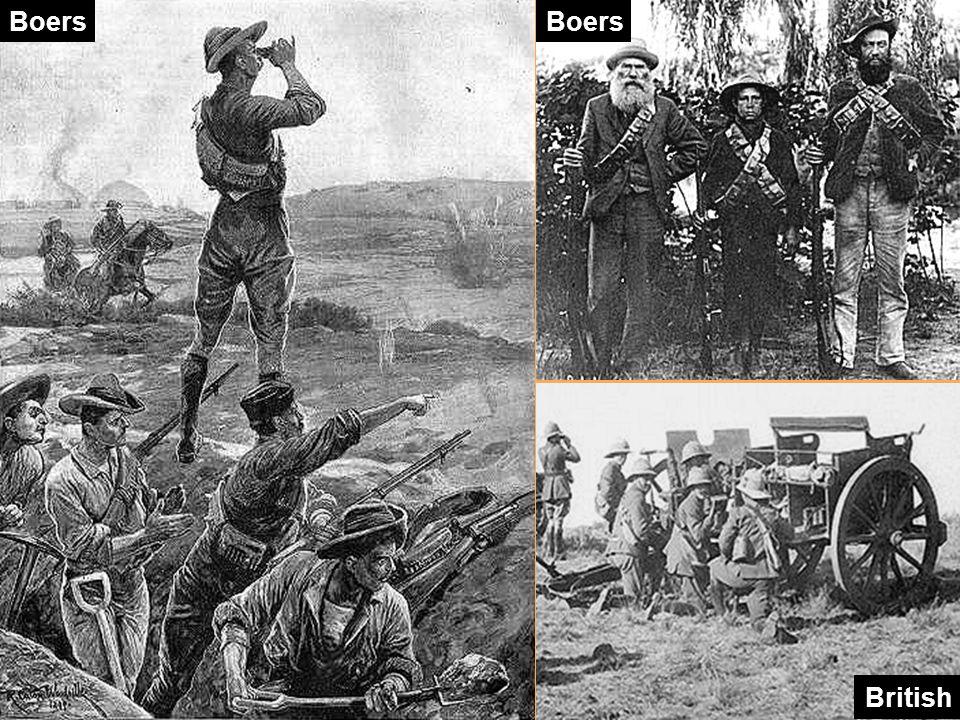 Boers Boers British