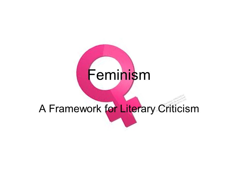 A Framework for Literary Criticism