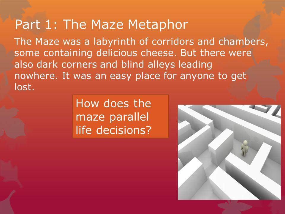 Part 1: The Maze Metaphor