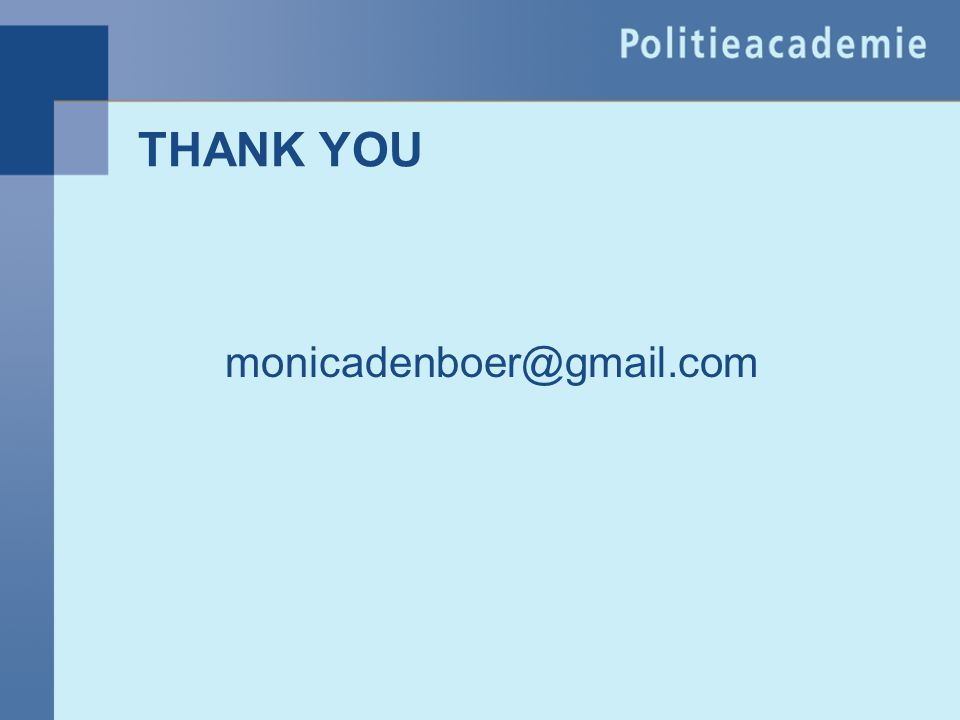 THANK YOU monicadenboer@gmail.com