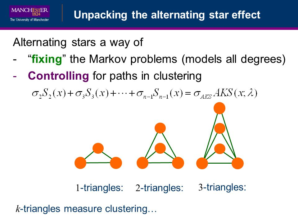 Alternating stars a way of