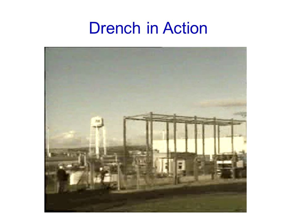 Drench in Action