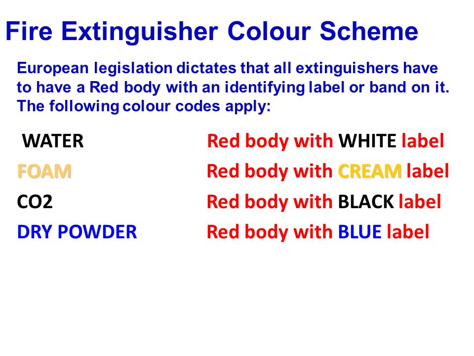 WATER Red body with WHITE label