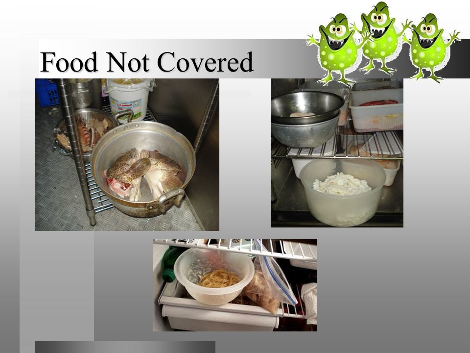 Food Not Covered