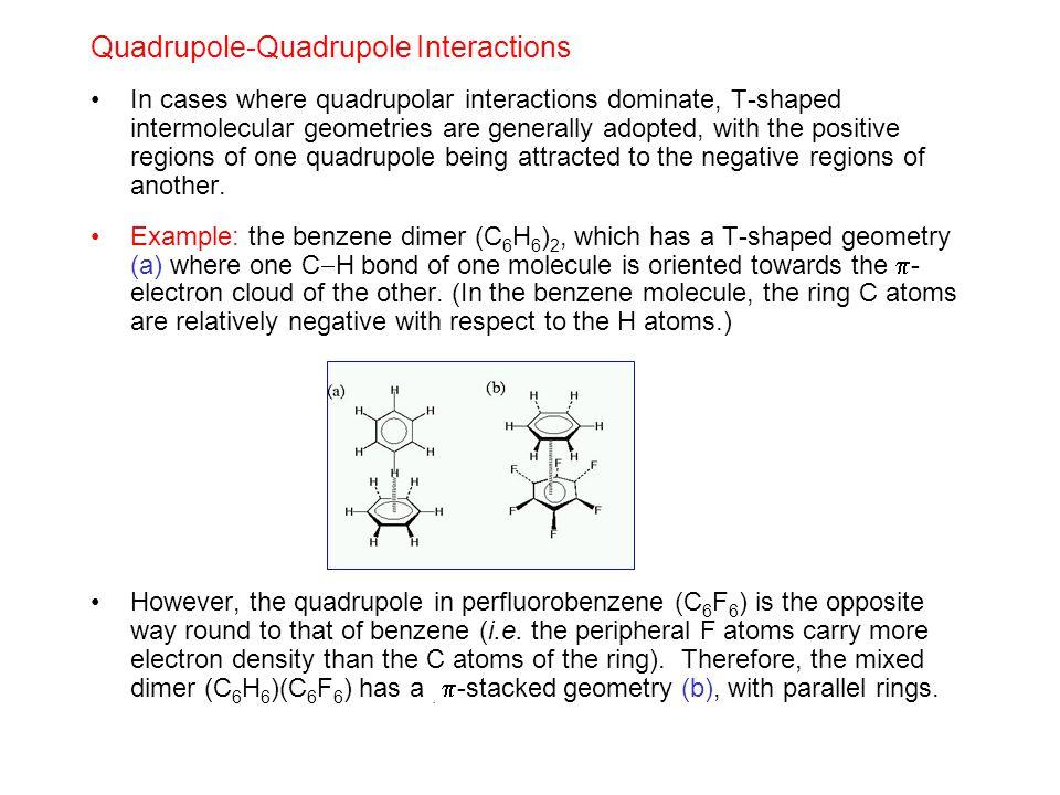 Quadrupole-Quadrupole Interactions